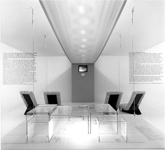 Progetto domestico milano cini boeri studio for Progetto domestico